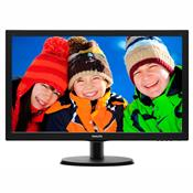 Monitor Led 21,5 223V5lhsb2 21,5 Widescreen 153-9 Philips