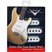 Set De Captadores Para Guitarra Texas Special Strat Fender