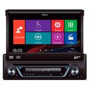 Auto Radio Dvd Titanium 7 Retratil 4X50w 5975 Leadership