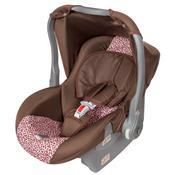 Bebê Conforto Nino Super Seguro 0470017 Tutti Baby Rosa Onça