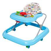 Andador Toy 6 Rodas Regulável 0200326 Tutti Baby - Azul
