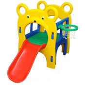 Baby Play Ursinho Com Cesta Polietileno Alpha Brinquedos