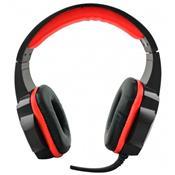 Fone De Ouvido Headset Gamer Com Isolamento Acústico E Microfone P2...